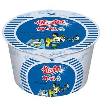 統一麵 鮮蝦風味 83g/碗【康鄰超市】