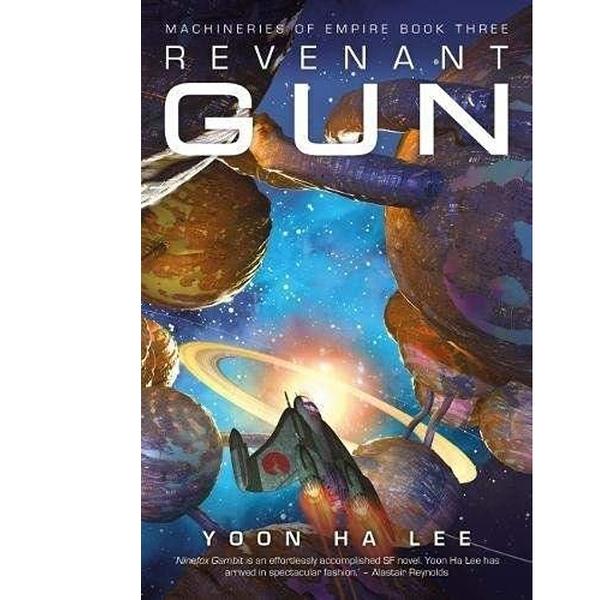 2018/2019 美國得獎作品 Revenant Gun (3) (Machineries of Empire) Paperback June 12, 2018