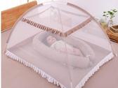 龍之涵嬰兒蚊帳罩兒童蚊帳嬰兒床蚊帳帶支架蒙古包寶寶蚊帳罩無底·享家生活館YTL