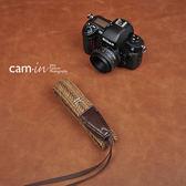 EGE 一番購】CAM-in 棕色麻花 通用型 相機背帶 肩帶 NEX5 NEX3 GF2 GF1等【CAM8690】