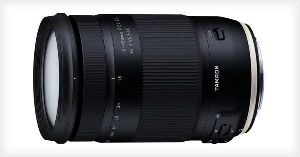 [EYE DC] Tamron 18-400mm F3.5-6.3 DiII VC HLD B028