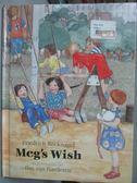 【書寶二手書T3/少年童書_YFT】Meg s Wish_F. Recknagel, van Gardere