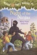 二手書博民逛書店 《Night of the Ninjas》 R2Y ISBN:9780679863717│Random House Books for Young Readers