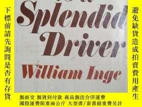 二手書博民逛書店My罕見son is a splendid driver(作者系