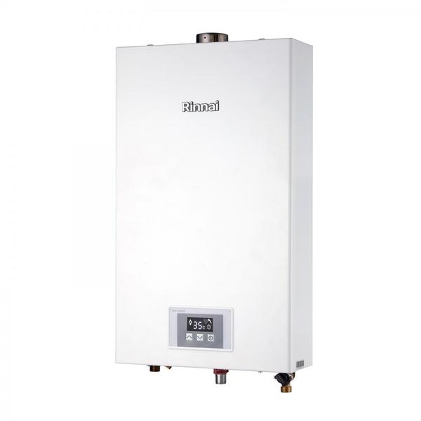 《修易生活館》林內 RUA-1200 WF 強制排氣式12L熱水器 (不含安裝)