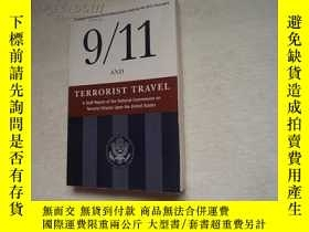 二手書博民逛書店英文原版:9 11罕見and Terrorist TravelY