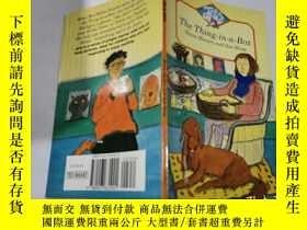 二手書博民逛書店the罕見thing-in-a -box:盒子裏的東西Y200392 不祥 不祥