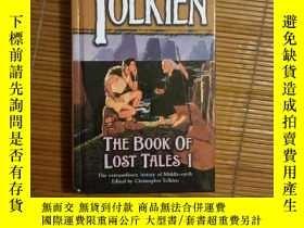 二手書博民逛書店the罕見book of lost tales 1Y115089