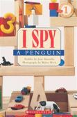 (二手書)Scholastic Reader Level 1: I Spy a Penguin