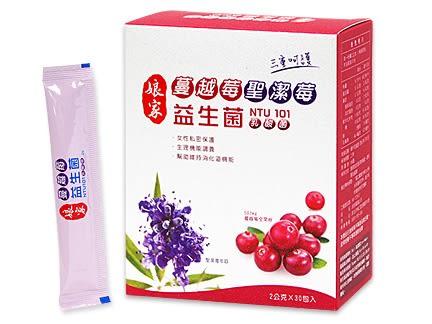 民視 娘家蔓越莓聖潔莓益生菌 ~私密保養 雙莓更照顧!