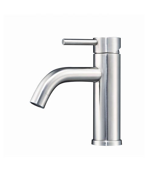《修易生活館》 凱撒衛浴 CAESAR 不鏽鋼單孔面盆龍頭 B1010 S