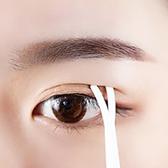 隱形雙眼皮 眼皮貼 眼皮神器 無痕雙眼皮貼 防水 纖維條貼紙 化妝工具 Y型棒 【B027】慢思行