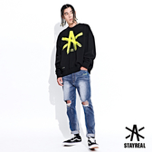 STAYREAL PLAN A 搖滾萬歲3D牛仔褲 - 男款
