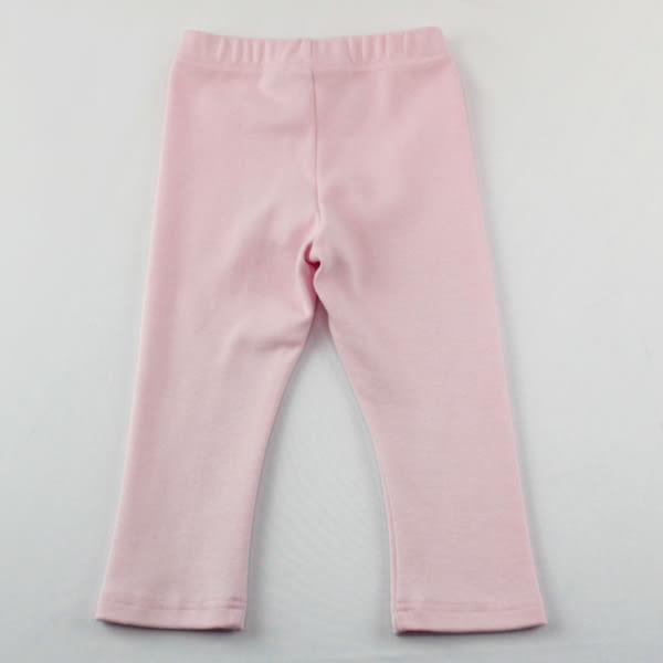 【愛的世界】彈性鬆緊帶緊身長褲/3~4歲-台灣製- ★秋冬下著