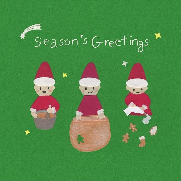 季節祝福 Season's Greetings / 史茵茵