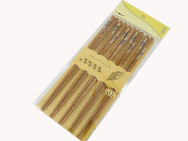 【好市吉居家生活】上龍 A級筷5雙-小魚14 筷子 TL128714