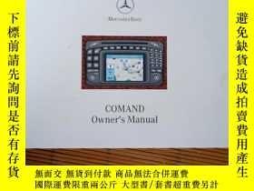 二手書博民逛書店COMAND-OWner.sManual罕見【精裝】Y16696