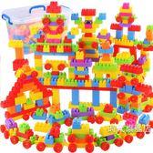 兒童益智積木玩具拼裝1-2-3-6周歲7男孩子男童小孩女孩女寶寶嬰兒(一件免運)