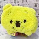 【震撼精品百貨】Winnie the Pooh 小熊維尼~迪士尼日本造型毛毯/被子(70*100CM)-維尼大頭#09586