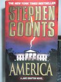 【書寶二手書T4/原文小說_ORF】AMERICA_Stephen Coonts