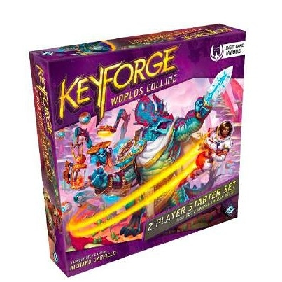 鍛鑰者:異界交鋒起始組 第三季 (KeyForge : Worlds Collide)