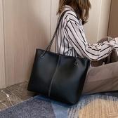 托特包-單肩手提大包包女包2020流行包包新款潮韓版百搭大容量時尚托特包 Korea時尚記