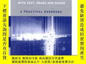二手書博民逛書店Qualitative罕見Researching With Text, Image And Sound-文本、圖像