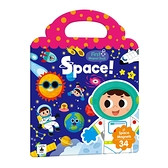 First Magnet Book-Space