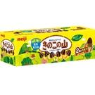 [COSCO代購] C103565 明治香菇型巧克力餅乾 每盒82公克 共6入