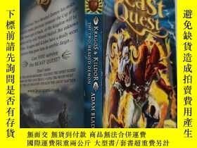 二手書博民逛書店beast罕見quest kragos kildor 怪獸這個克拉戈斯·基爾多..Y200392