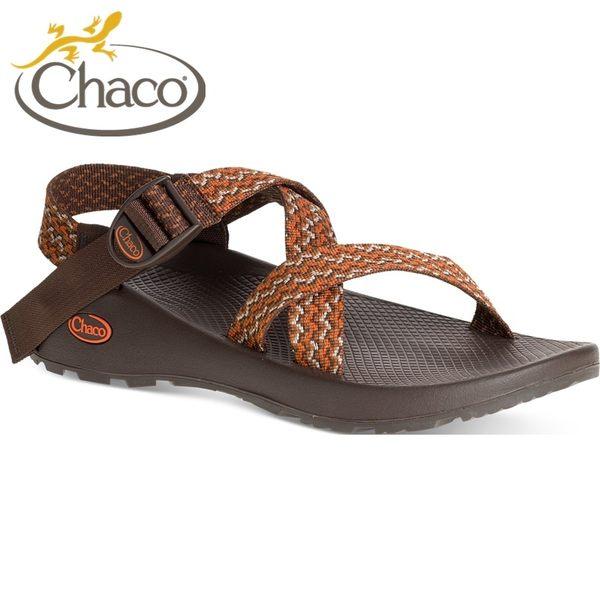 【速捷戶外】 Chaco 美國專業戶外運動涼鞋 男 Z/1 CH-ZCM01- HC23 標準(漆樹磚紋)