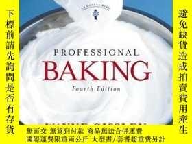 二手書博民逛書店Professional罕見Baking (professional Baking)Y256260 Wayne