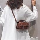 郵差包小眾設計森系小包包2021新款潮復古斜背包女劍橋包學生ins郵差包 雲朵走走