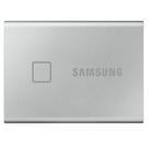 SAMSUNG 三星 T7 TOUCH 500GB USB 3.2 SSD 指紋感應 外接式固態硬碟 時尚銀