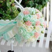 手捧花新娘結婚手捧花仿真韓式