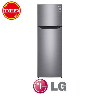 含安裝 樂金 LG 上下門冰箱 GN-L307SV 直驅變頻 星辰銀 253L 壓縮機10年保固 公司貨