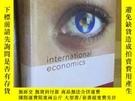 二手書博民逛書店International罕見Economics (16開,精裝)Y5460 Robert C. Feenst
