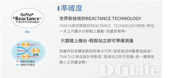 BC-750 BC750 TANITA 塔尼達 十合一體組成計 體脂計(果綠色)