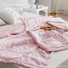 【BELLE VIE】自然簡約-新疆棉花被150x200cm(櫻花粉)