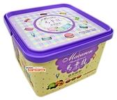 【吉嘉食品】馬卡龍造型綜合水果風味餅乾(桶裝) 每盒450公克,產地馬來西亞 {149011}[#1]