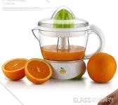 電動柳橙機柳丁檸檬專用榨汁機家用簡易小型迷你便捷原汁機橙汁機 琉璃美衣