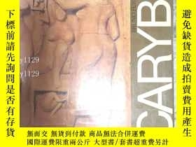二手書博民逛書店Carybe罕見Unknown Binding B.Furrer 1989 巴西藝術家Y61582 Bruno