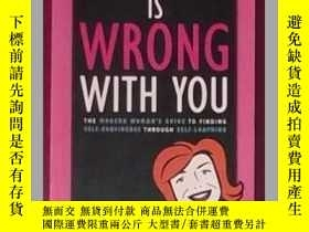 二手書博民逛書店英文原版罕見Everything Is Wrong with Y