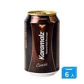 卡麥隆黑麥汁330MLx6罐-原味【愛買】