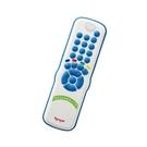 Toyroyal 樂雅 Baby成長聲光學習遙控器(10個月以上)-藍色