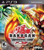 PS3 Bakugan Battle Brawlers: Defenders of the Core 爆丸:戰役搗亂:後衛的核心(美版代購)