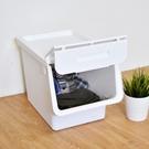 收納箱 衣物整理箱 每日直取式整理箱30L 凱堡家居【NE30】