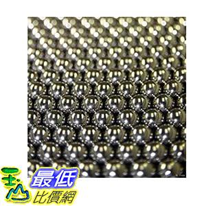 [106美國直購] 25 1/2 Inch Chrome Steel Bearing Balls G25