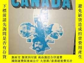 二手書博民逛書店French罕見Canada A Study in Canadi