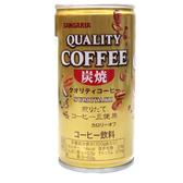 SANGARIA微糖咖啡罐185ml【愛買】